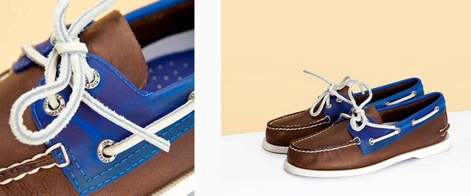 SPERRY top-sider фото