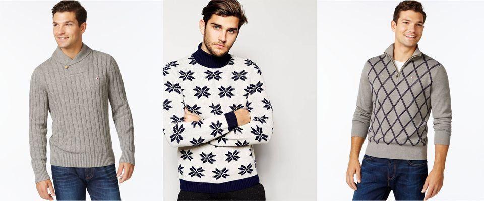 свитера с воротником фото
