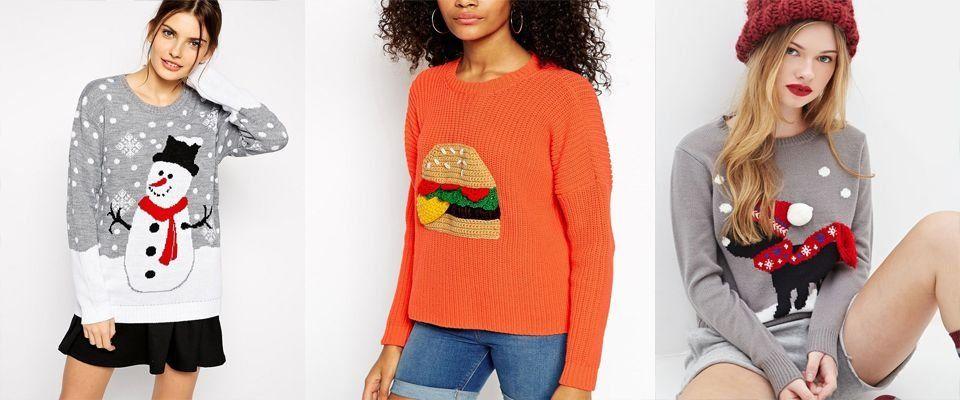свитер с рисунком фото