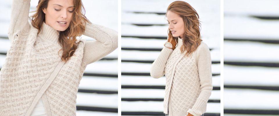 теплый свитер фото