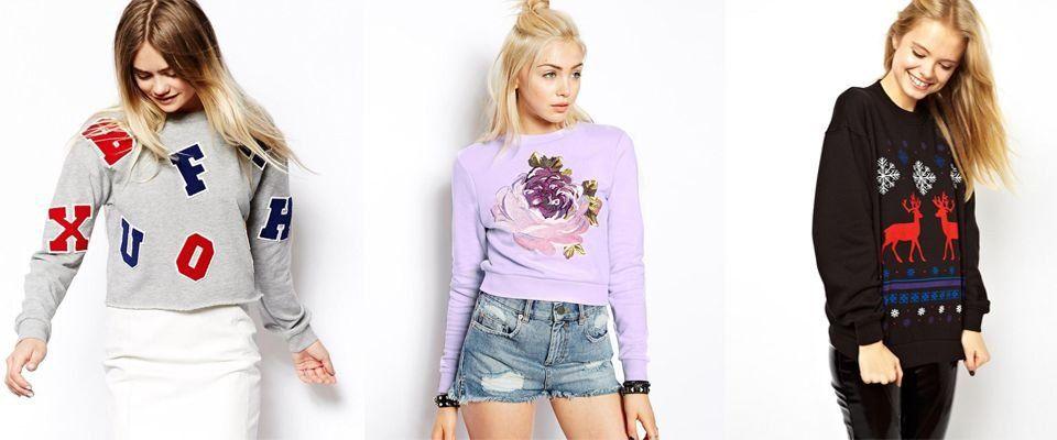 Оригинальный женский пуловер с доставкой