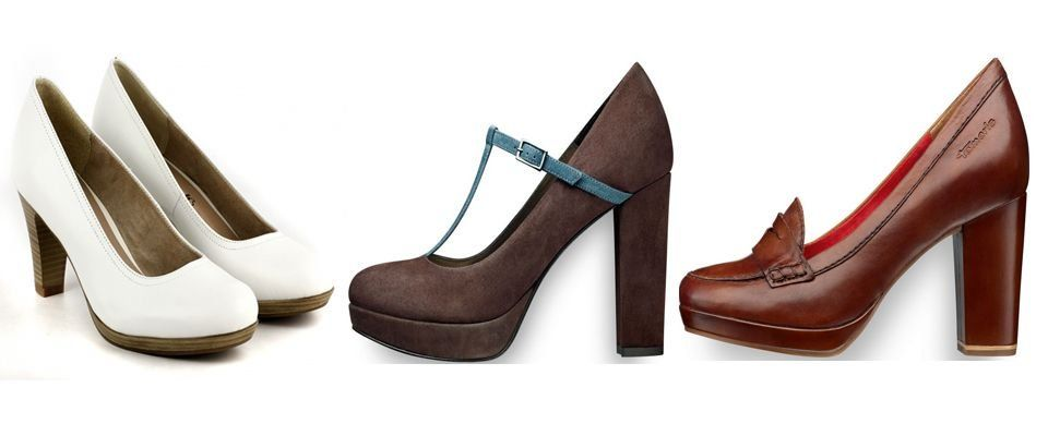 Женские туфли Tamaris фото