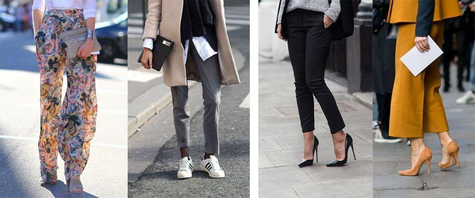 Женские брюки цены