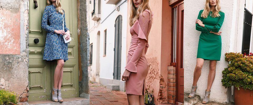 Женские платья ZARINA фото